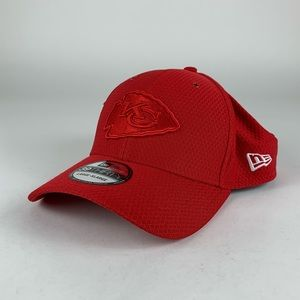 Kansas City Chiefs NFL New Era Stretch Fitted Hat